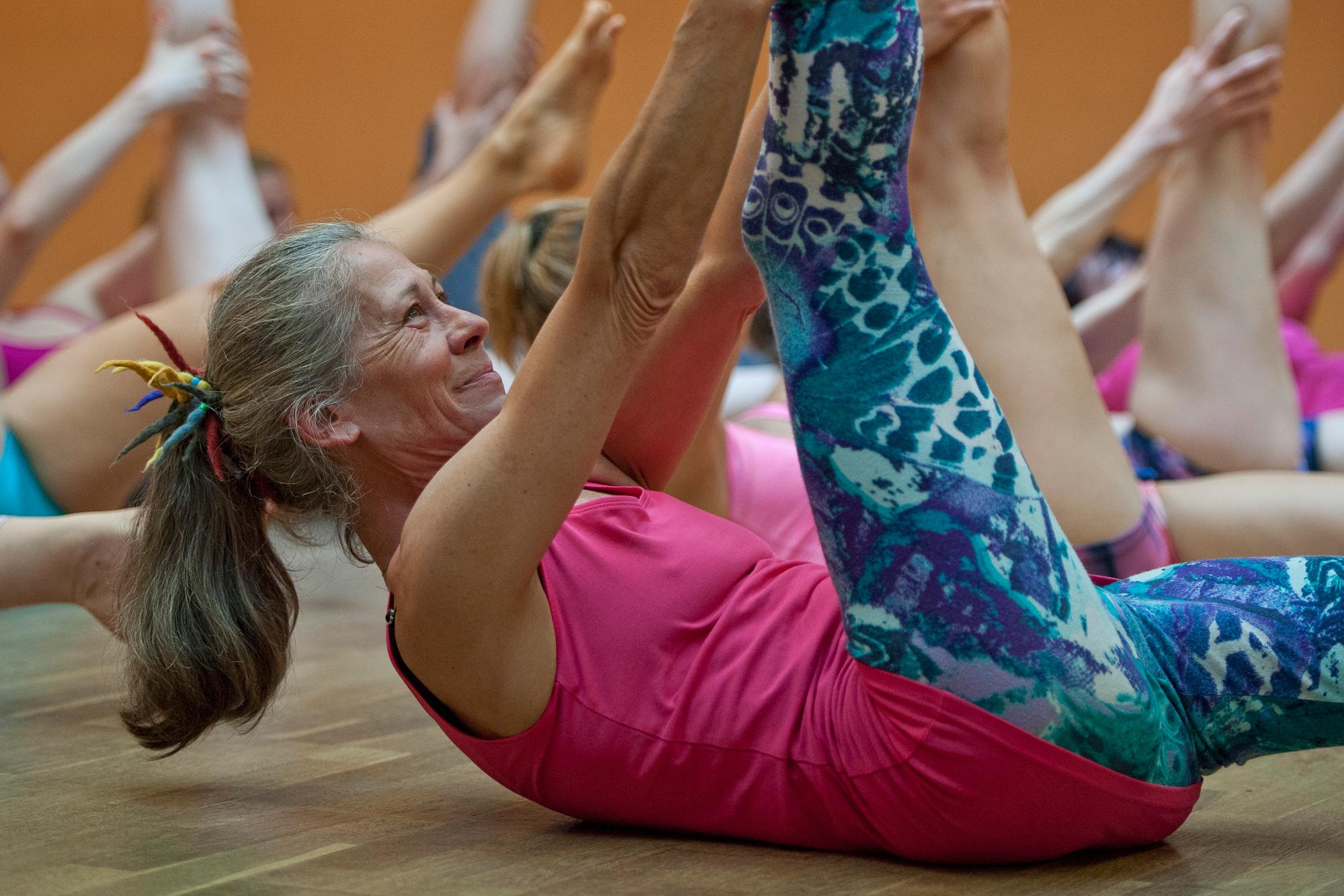 körper geist pilates training