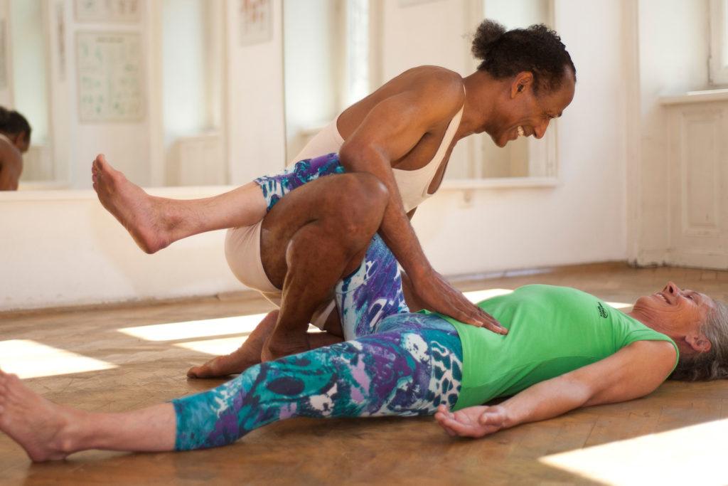 myofasziale massage faszien