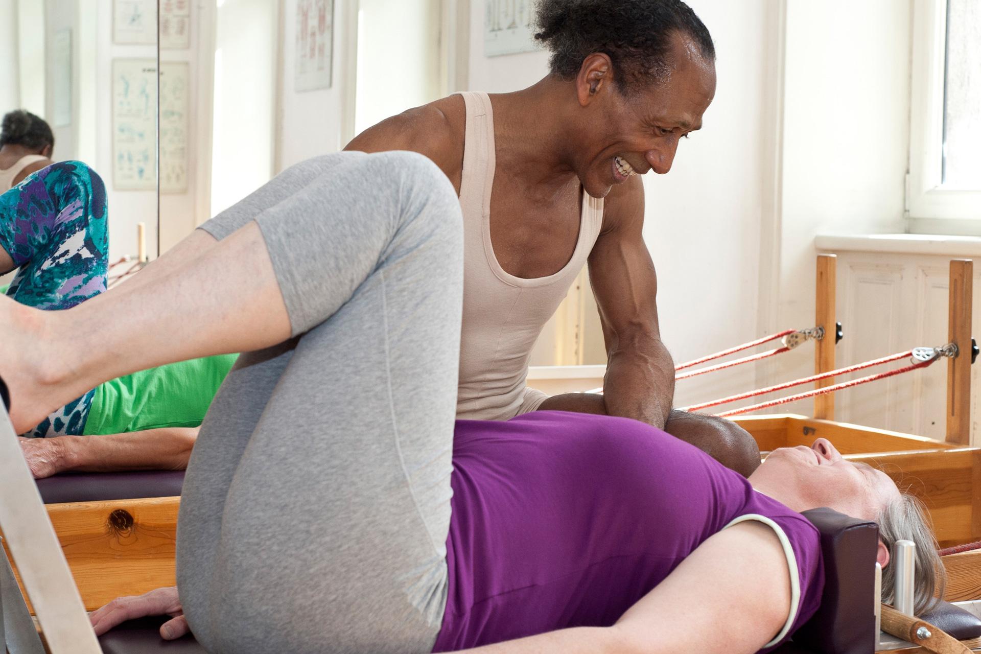 pilates reformer care