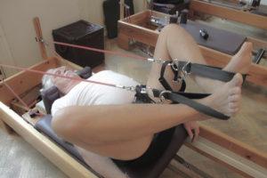 pilates geräte training short spine massage reformer trainingsoptimierung bewusstheit wahrnehmungsübung Propriozeption