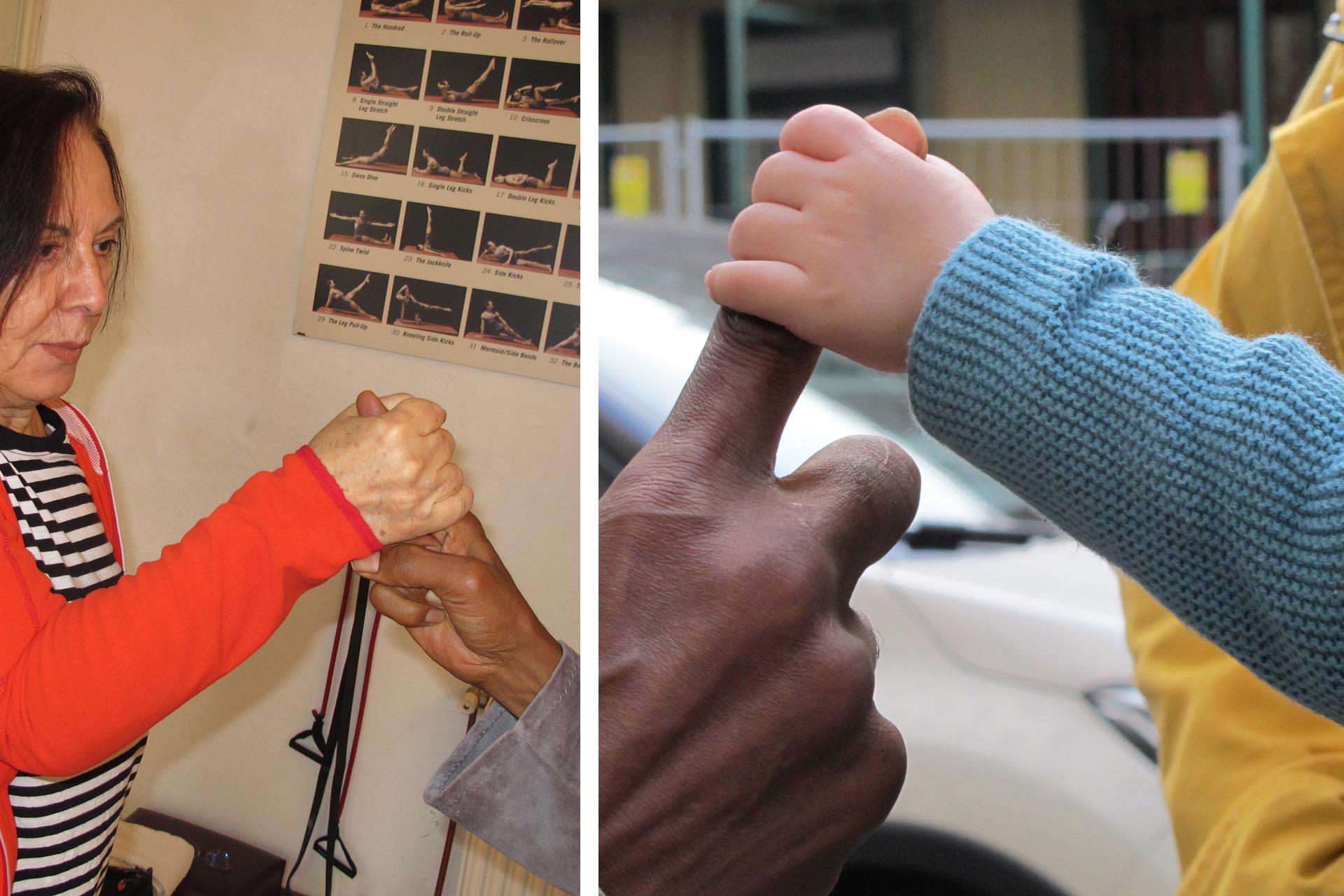 Pilates Power Awareness Training Kraft des geringsten Widerstands Trainingsoptimierung Core Kontrolle Stabilität