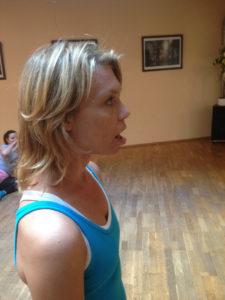 Atemtechnik Atemübung reflexive Einatmung Bewegungsluss Flow Beweglichkeit Fluidität flache Atmung Spannungen im Brustkorb Brustatmung Entspannung